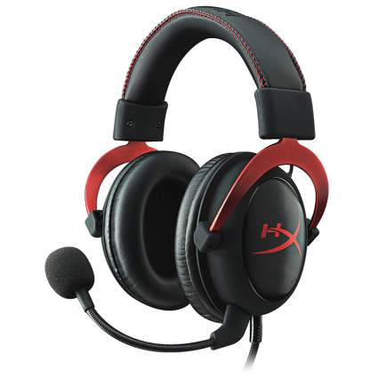 HyperX Cloud II Gaming Headset best gadgets 2019