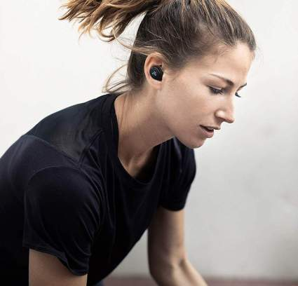 wireless headphones for gym