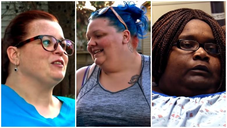 Jennifer, Marissa & Liz, My 600 Lb. Life