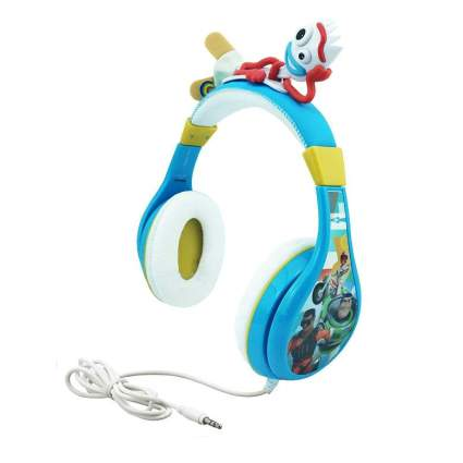 Kids Headphones for Kids Toy Story 4 Forky Adjustable Stereo