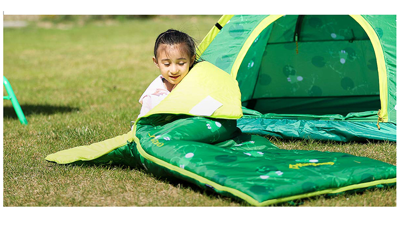 11 Best Kids Sleeping Bags For Camping