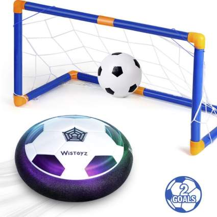 Kids Toys Hover Soccer Ball Set with 2 Goals