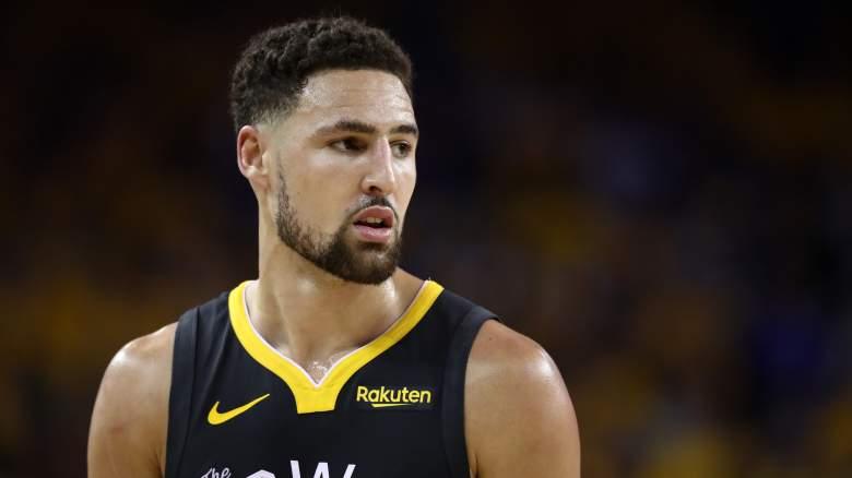 Klay Thompson Lakers Free Agency