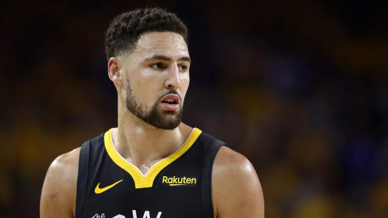 Klay Thompson Lakers Free Agency