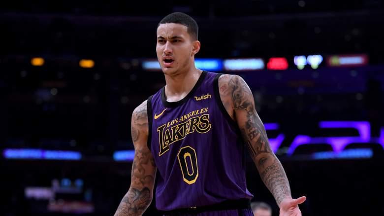 Kyle Kuzma On Anthony Davis Lakers Trade