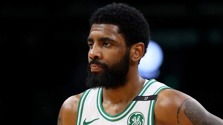 Kyrie Irving Lakers Free Agency