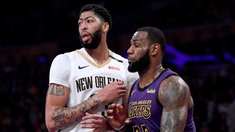 Lakers Anthony Davis Trade Price Tag