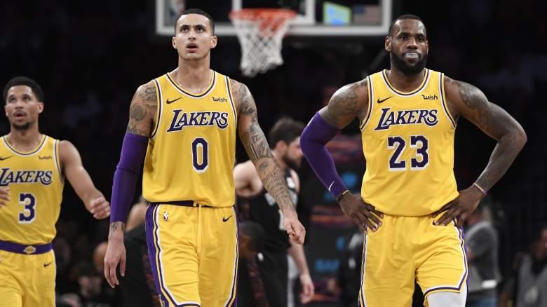 Lakers NBA Draft Promise