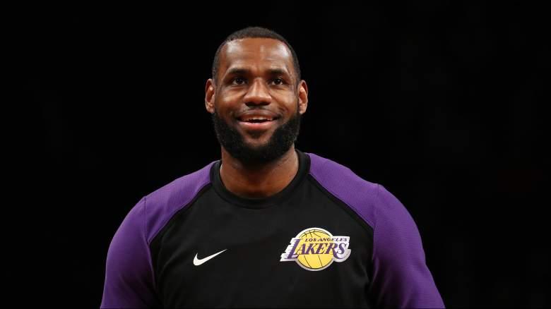 Lakers NBA Win Total Betting Odds