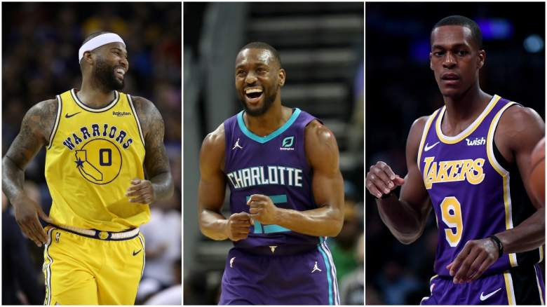 Lakers Free Agency Kemba Walker DeMarcus Cousins