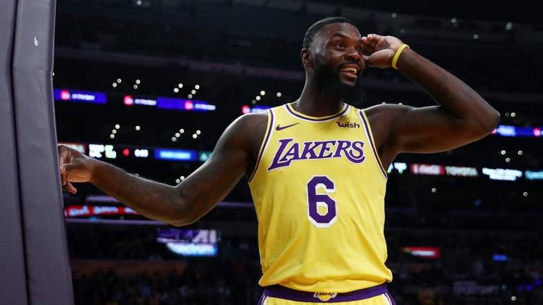 Lakers' Lance Stephenson 2019 Shaqtin A Fool MVP