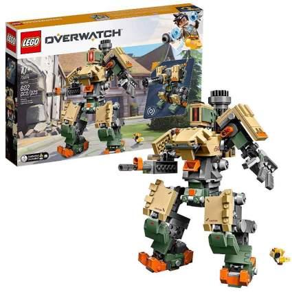LEGO 6250958 Overwatch 75974 Bastion Building Kit