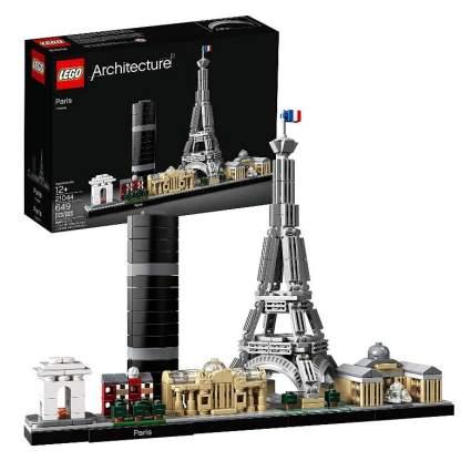 LEGO Architecture Skyline Collection 21044 Paris Building Kit