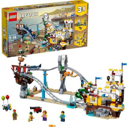 LEGO Creator 3in1 Pirate Roller Coaster