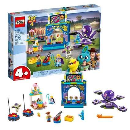 LEGO Disney Pixar's Toy Story 4 Buzz & Woody's Carnival Mania