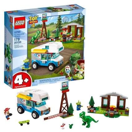 LEGO Disney Pixar's Toy Story 4 RV Vacation Building Kit