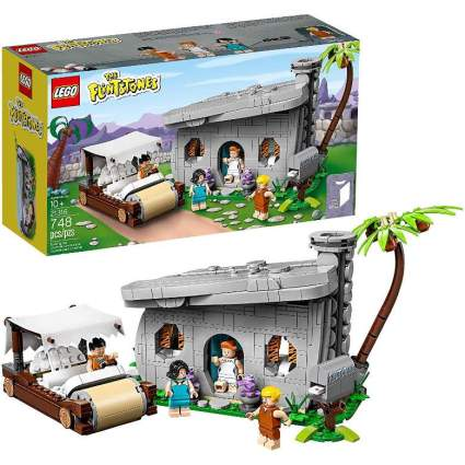 Lego Flintstones building kit
