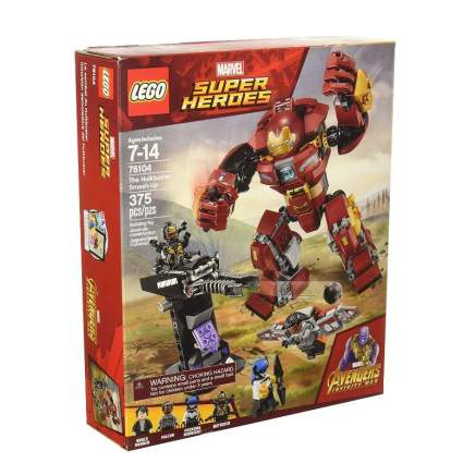 LEGO Marvel Super Heroes Avengers: Infinity War The Hulkbuster Smash-Up