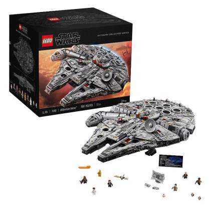 LEGO Star Wars Ultimate Millennium Falcon 75192 Building Kit