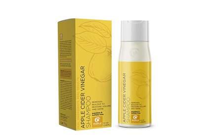 apple cider vinegar hair growth shampoo