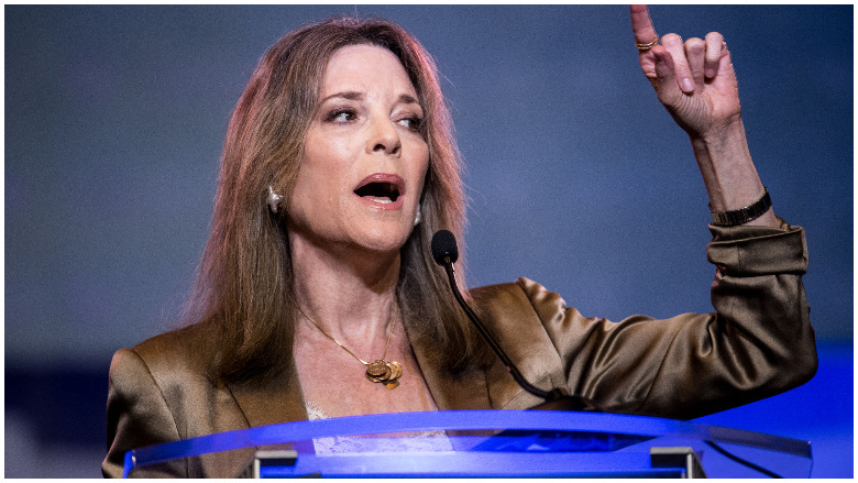 marianne williamson husband