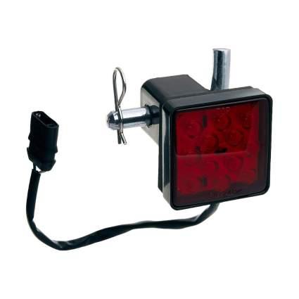 Maxx haul brake light hitch cover