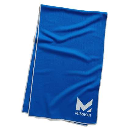 MISSION Premium Cooling Towel Gardening Gadget