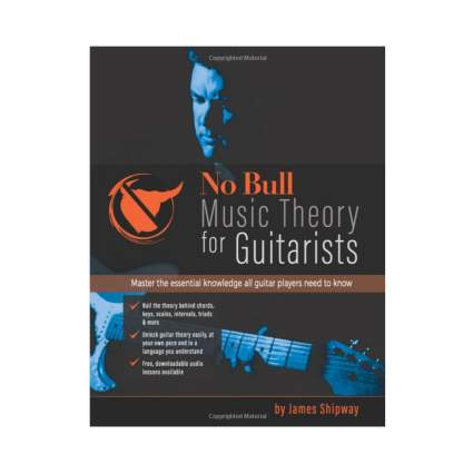 no bull guitar theory for guitarists best guitar books for beginners