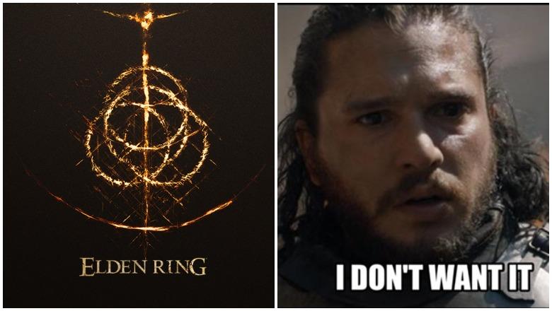 Elden Ring Reactions