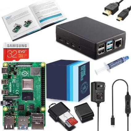Raspberry Pi 4 Arcade Kit