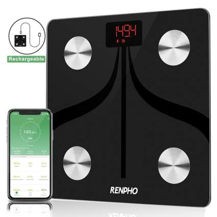RENPHO Bluetooth Body Fat Scale amazing gadgets