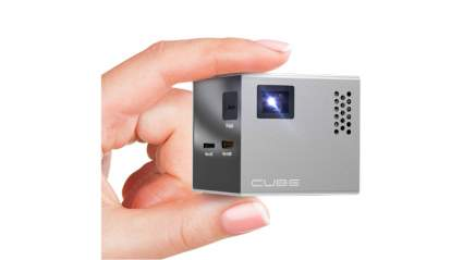 rif6 portable projector