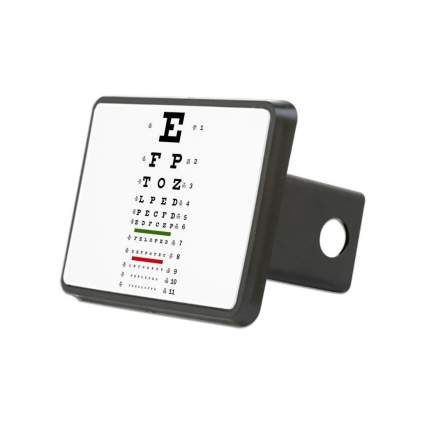 royal lion eye chart hitch cover