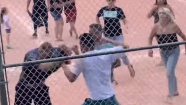 WATCH: Brawl Breaks out between Parents at Denver Little League Game [Video]