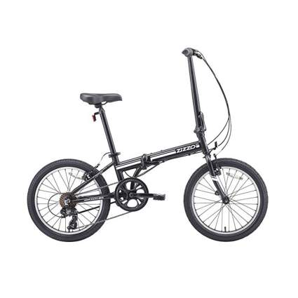 seven speed folding bike