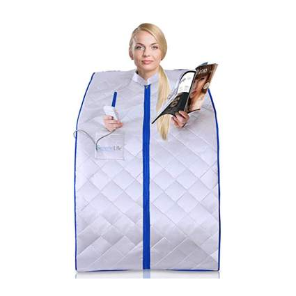 portable one person sauna