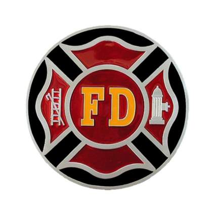 siskiyou fire department hitch cover