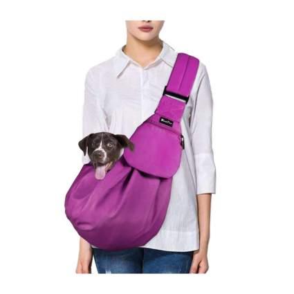 slowton dog purse