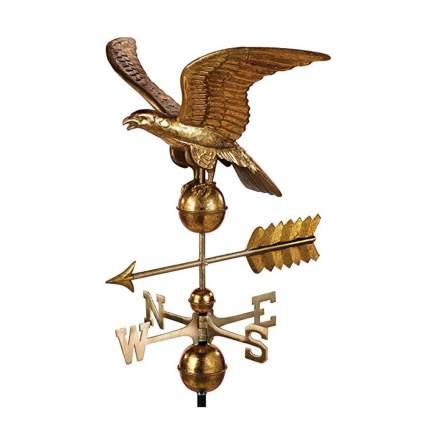 smithsonian eagle copper weathervane