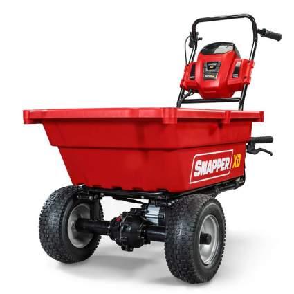 Snapper XD Cordless Self-Propelled Utility Cart gardening gadget