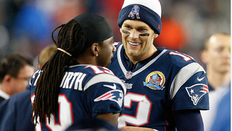 Donte Stallworth Tom Brady