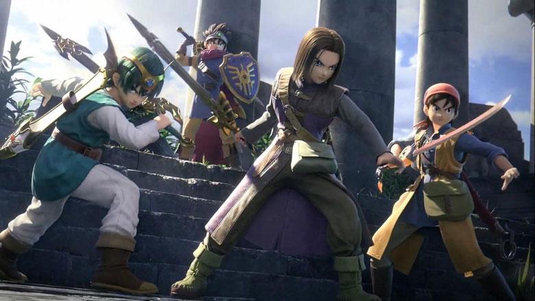 Super Smash Bros Ultimate The Hero
