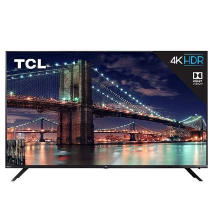 TCL R617 4K Ultra HD Roku Smart LED TV best gadgets 2019