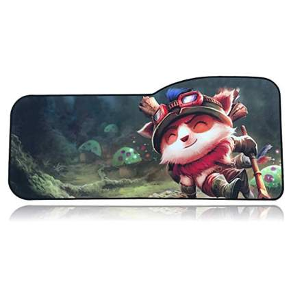 teemo mouse pad