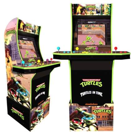 Arcade1Up Teenage Mutant Ninja Turtles Arcade Machine