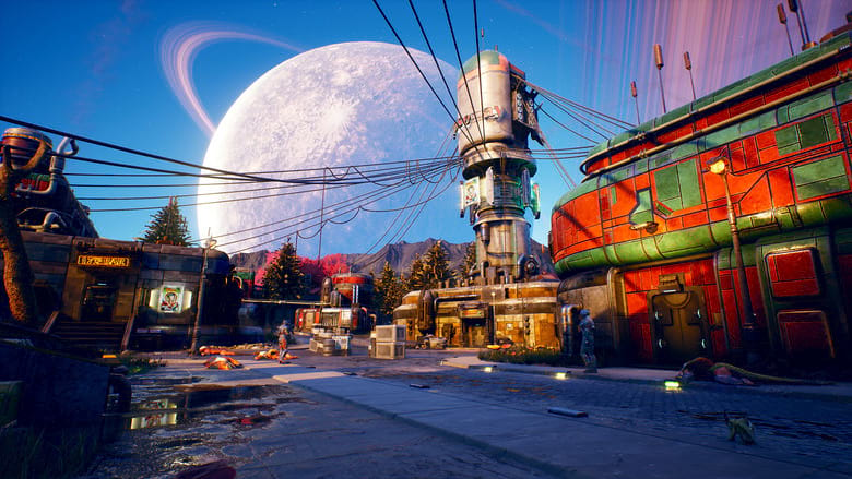 The Outer Worlds Xbox Game Pass PC