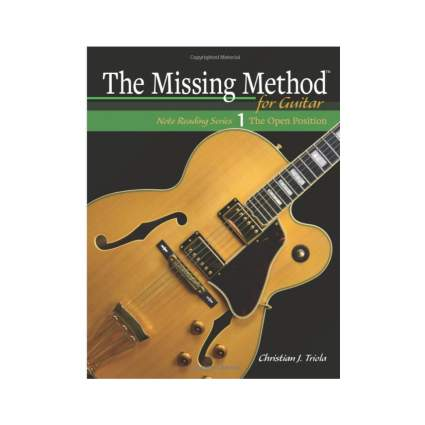 the missing method for guitar best guitar books for beginners