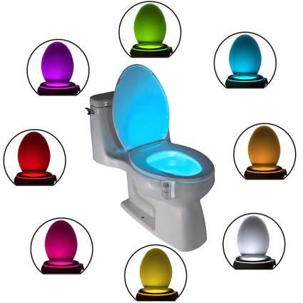 ToiLight Toilet Night Light Weird Gadget