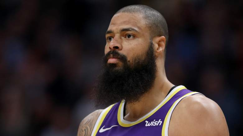 Lakers Tyson Chandler Free Agency