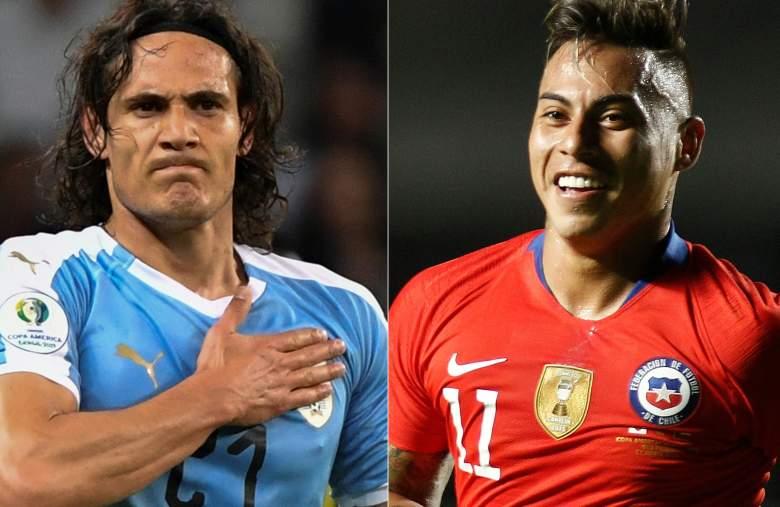 Uruguay vs Chile Live Stream